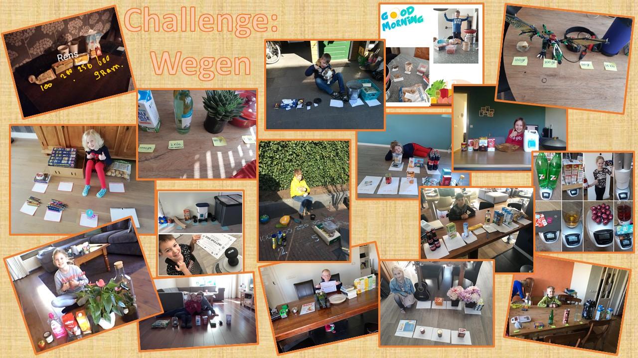 Challenge wegen