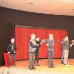 Jongens optreden 3
