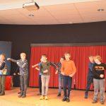 Jongens optreden 5