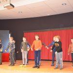 Jongens optreden 6