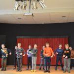 Jongens optreden 7