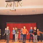 Jongens optreden 8